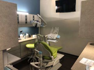 San Antonio dental office interior - Bright Smile Dental by Dr. Alejandro Cavazos